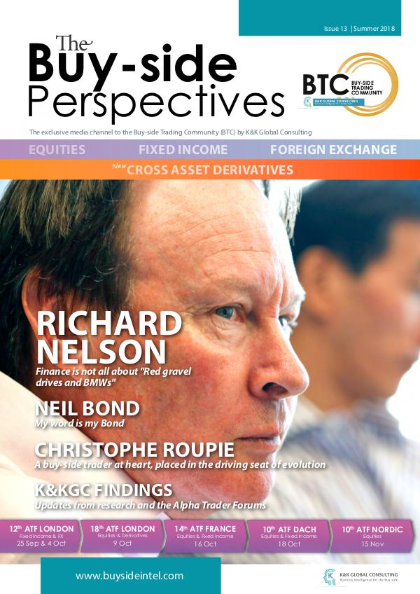 Buy-side Perspectives Issue 13