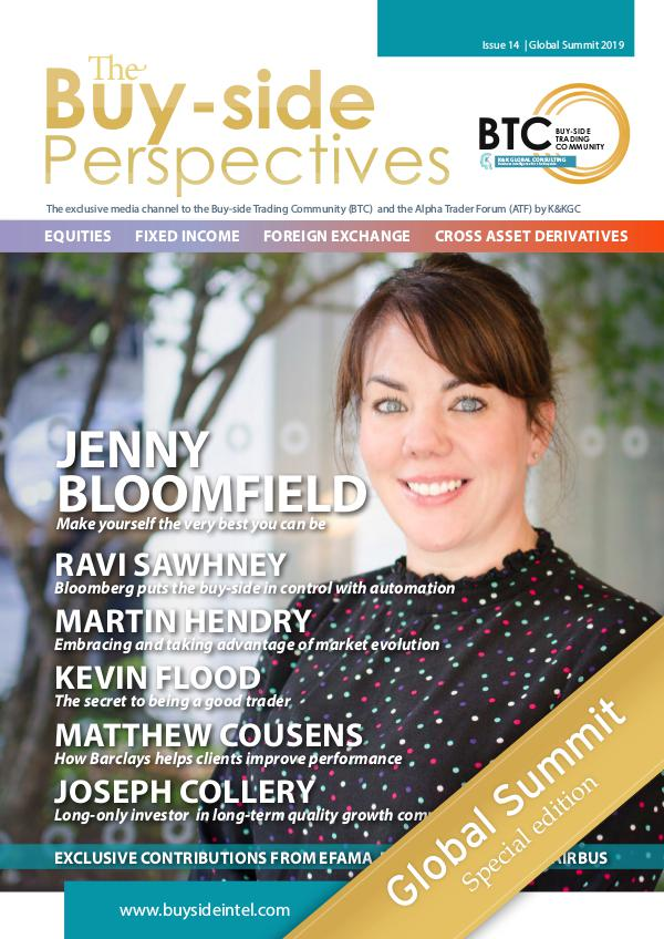 Buy-side Perspectives Issue 14 Special edition