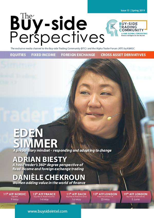 Buy-side Perspectives Issue 15