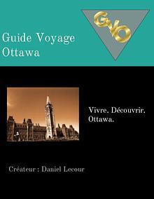 Guide Voyage Ottawa