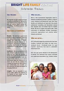 BLFC Information Brochure