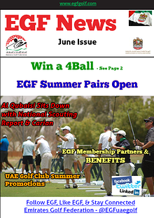 Emirates Golf Federation
