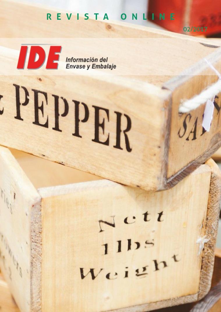 IDE Online Magazine Febrero 2017