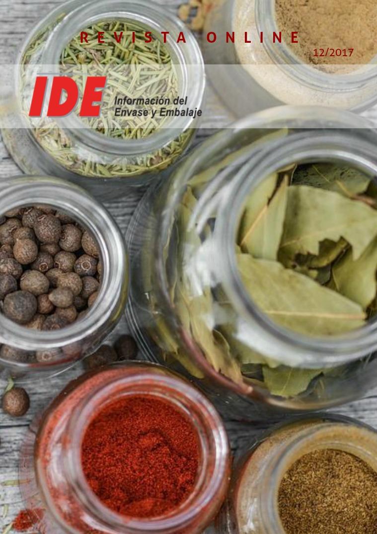 IDE Online Magazine Diciembre 2017