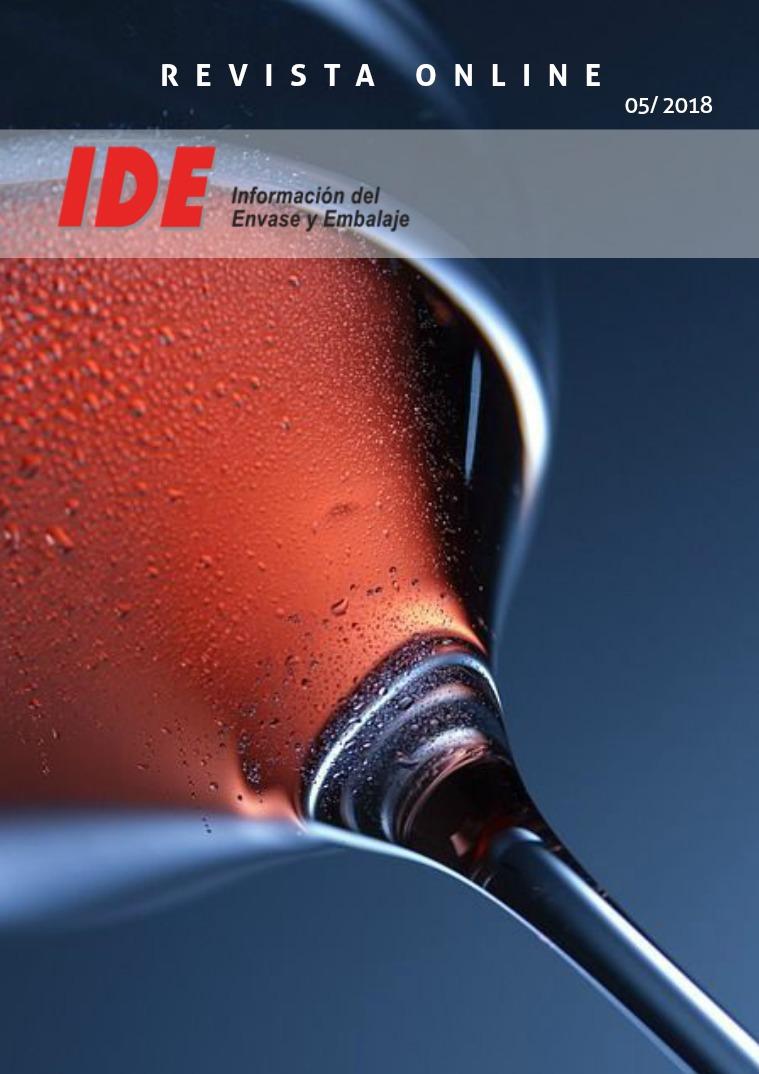 IDE Online Magazine Mayo 2018