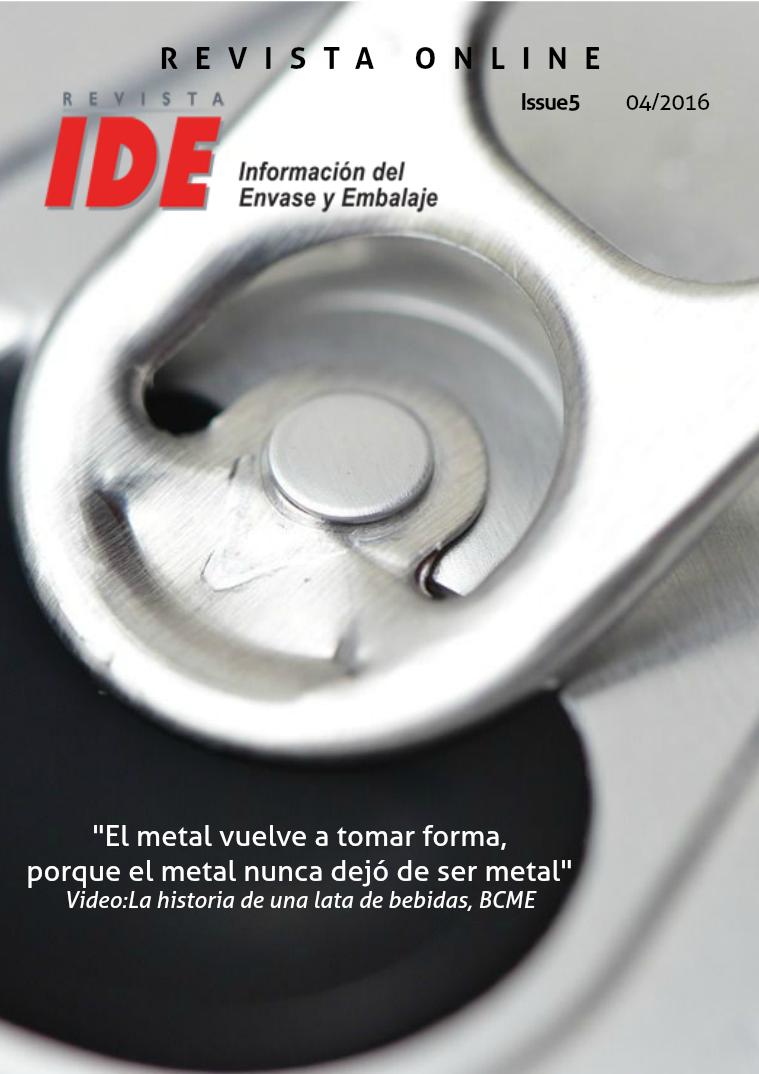 IDE Online Magazine Abril 2016