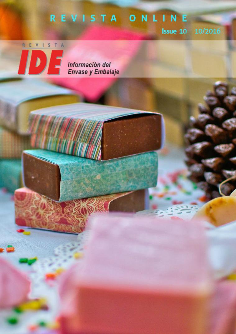 IDE Online Magazine Octubre 2016