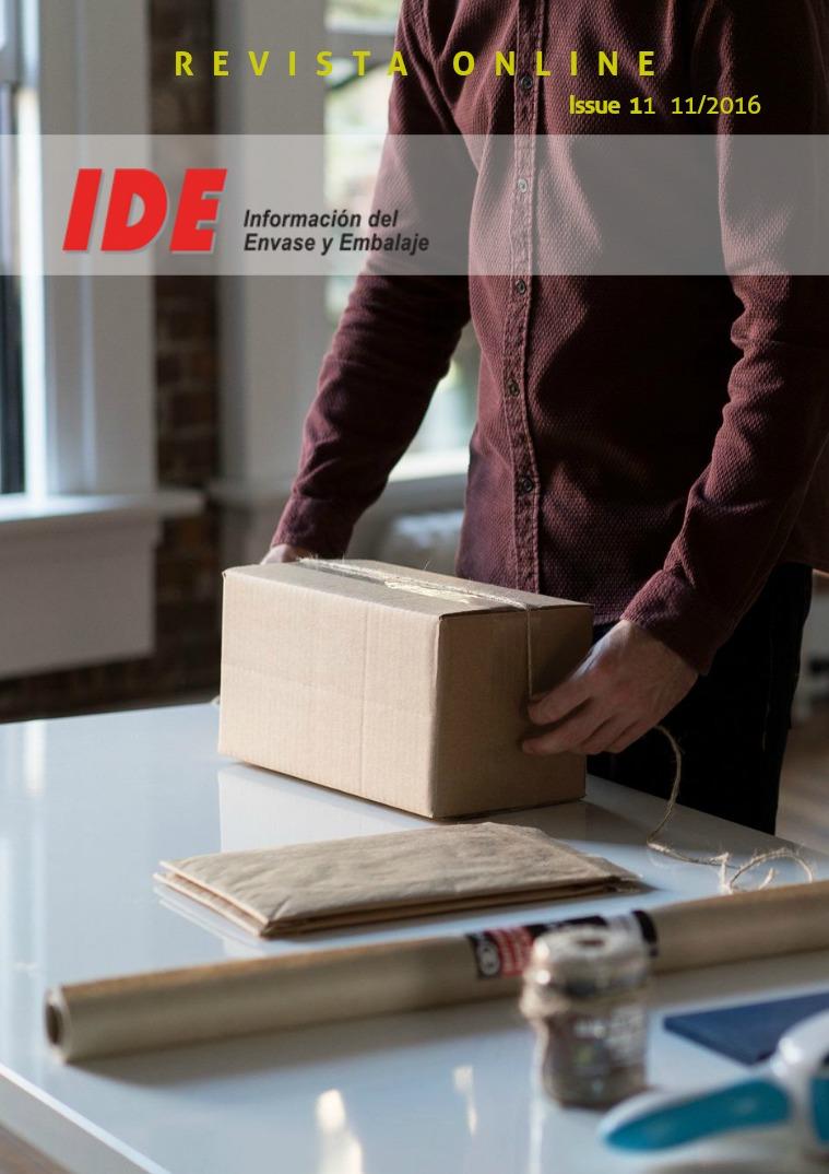 IDE Online Magazine Noviembre 2016