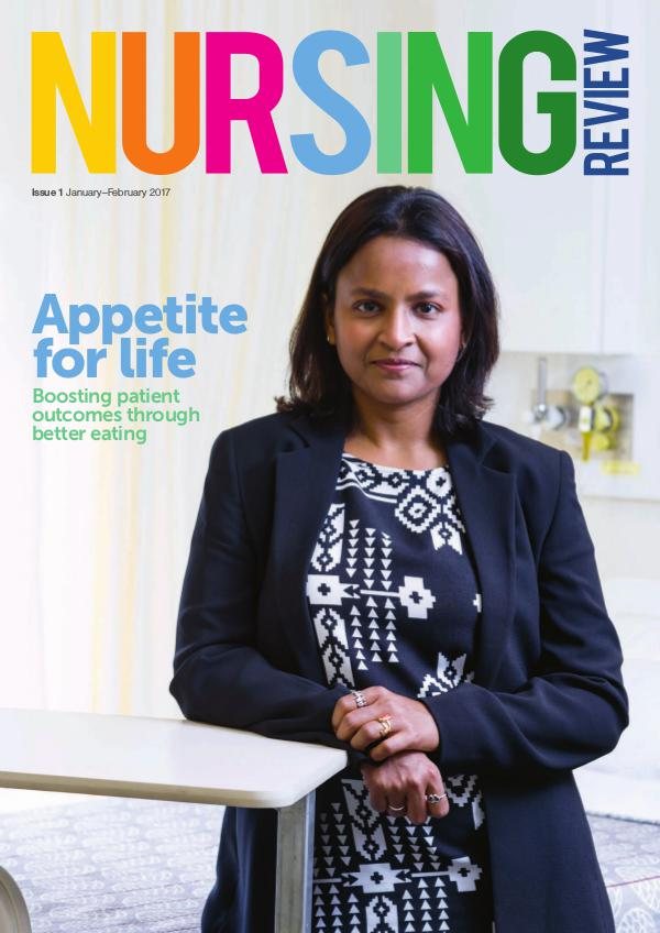 Nursing Review Issue 1   Jan-Feb 2017