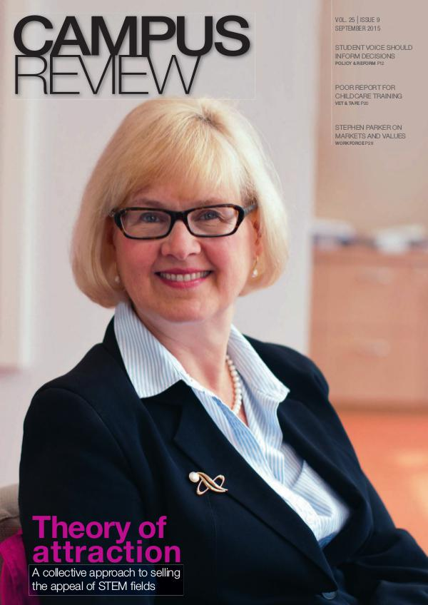 Campus Review Volume 25. Issue 9