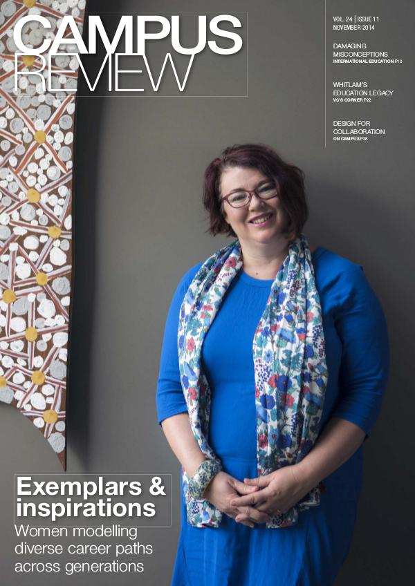 Campus Review Volume 24. Issue 11