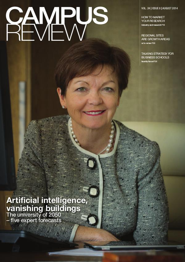 Campus Review Volume 24. Issue 8