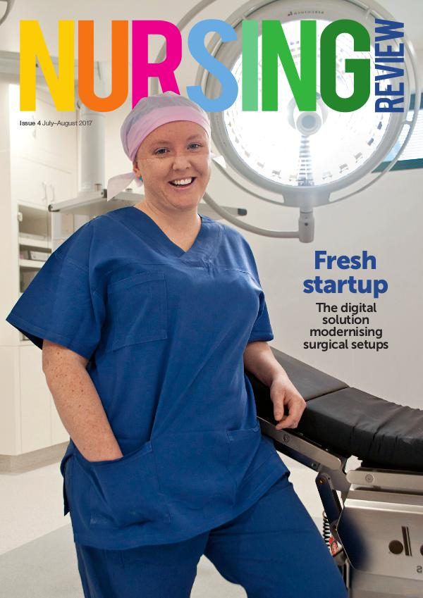 Nursing Review Issue 4 | Jul-Aug 2017