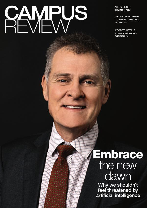 Campus Review Volume 27. Issue 11   November 17