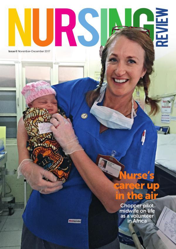Nursing Review Issue 6   Nov-Dec 2017