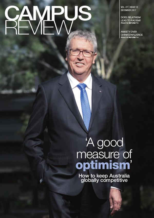 Campus Review Volume 27 Issue 12   December 17