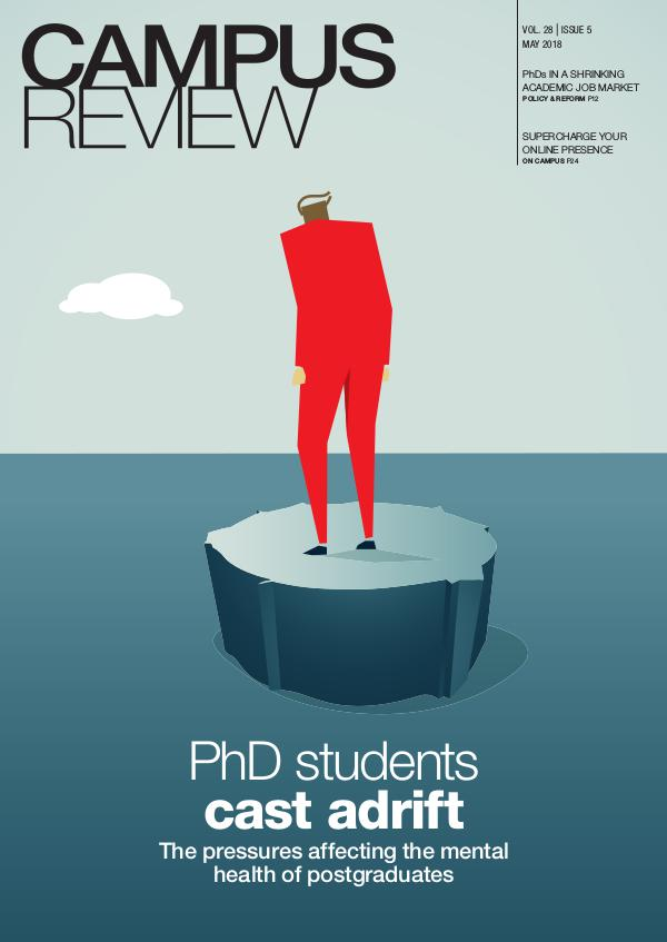 Campus Review Volume 28 - Issue 5 | May 2018