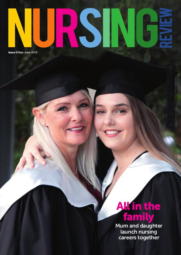 Nursing Review Issue 3  May-June 2019
