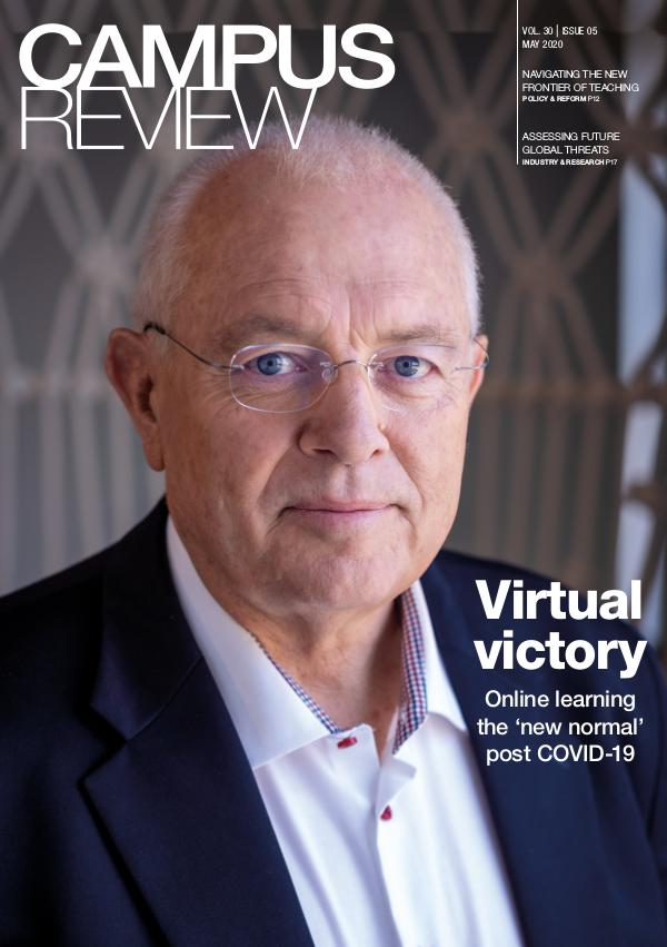 Campus Review Vol 30. Issue 05 | May 2020