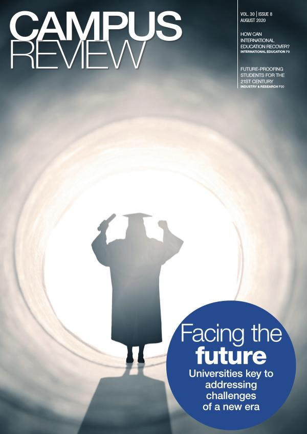 Campus Review Vol 30. Issue 08 - Aug 2020