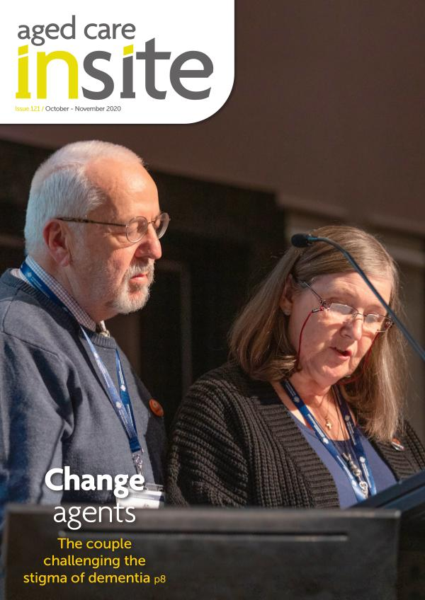 Aged Care Insite Issue 121 Oct-Nov 2020