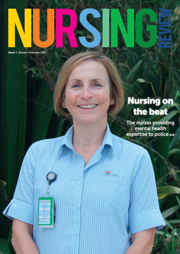 Nursing Review Issue 1 January - February 2021