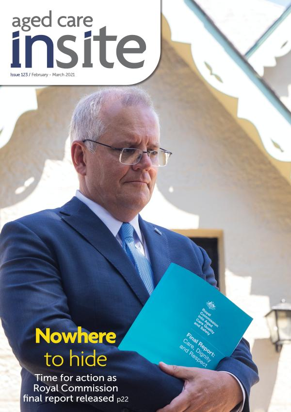 Aged Care Insite Issue 123 February-March 2021
