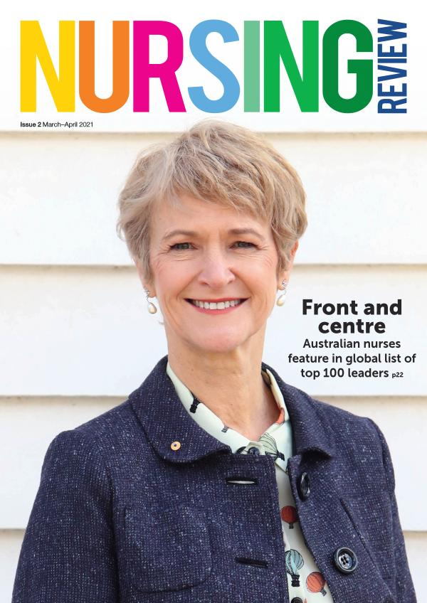 Nursing Review Issue 2 March-April 2021