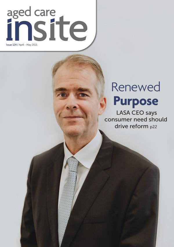 Aged Care Insite Issue 124 April-May 2021