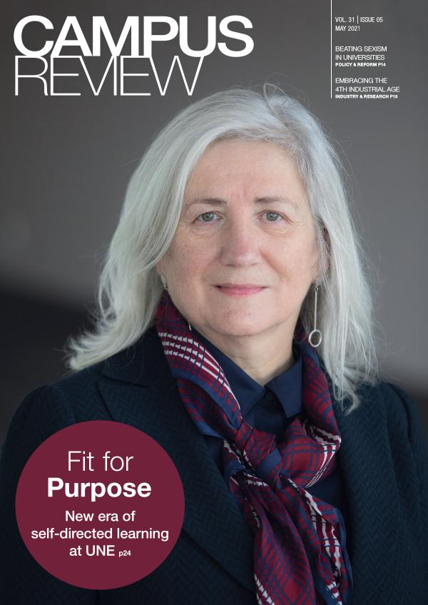 Campus Review Vol 32. Issue 05 - May 2021
