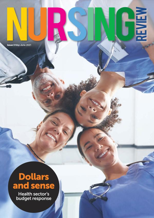 Nursing Review Issue 3 May-June 2021