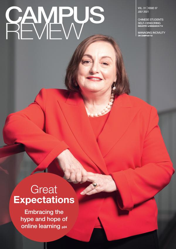 Campus Review Vol 31. Issue 07 - July 2021