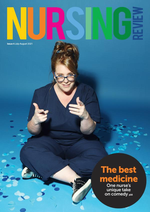 Nursing Review Issue 4 July-August 2021