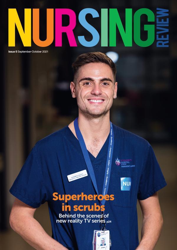 Nursing Review Issue 5 September-October 2021