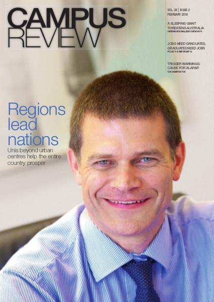 Campus Review Volume 26. Issue 2