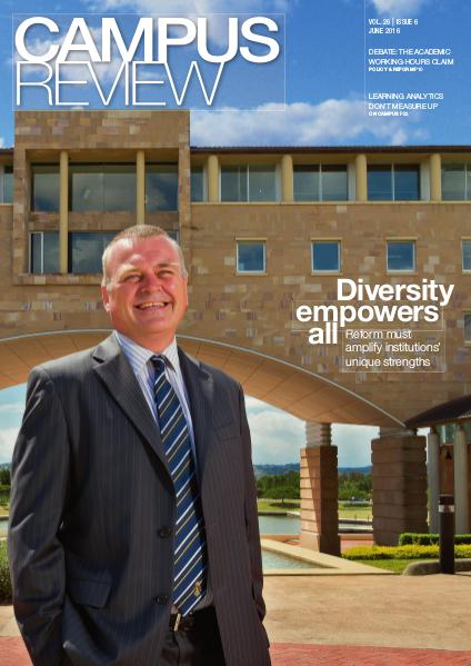 Campus Review Volume 26. Issue 6