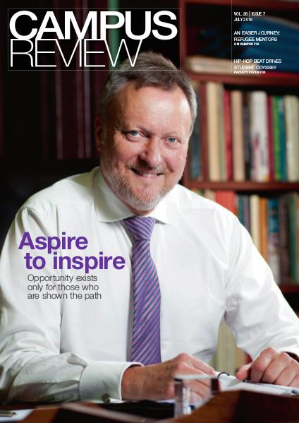 Campus Review Volume 26. Issue 7
