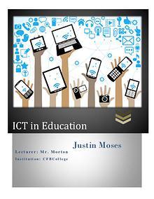 Justin Moses Technology Portfolio