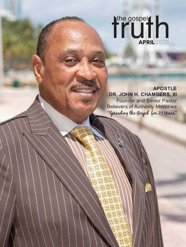 The Gospel Truth Magazine April 2020