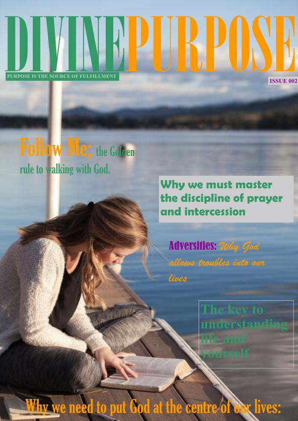 Divine Purpose Magazine Issue 002