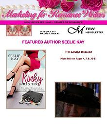 Marketing for Romance Writers Newsletter