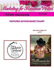 Marketing for Romance Writers Magazine