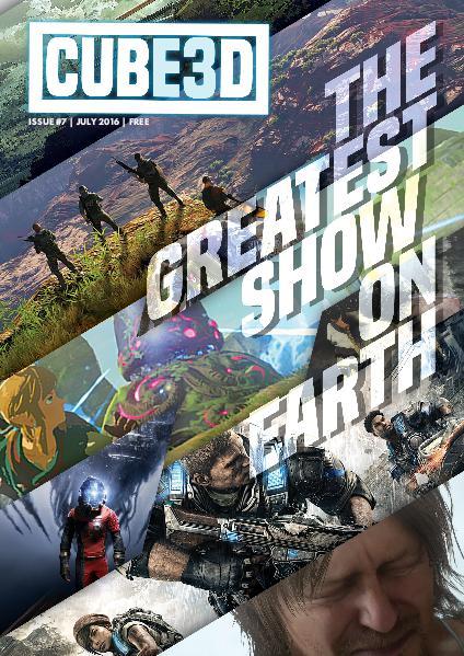 Issue #7, E3 2016