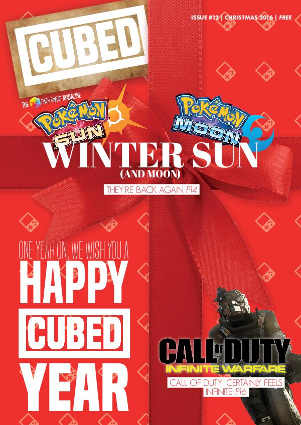 Issue #12, Christmas Special