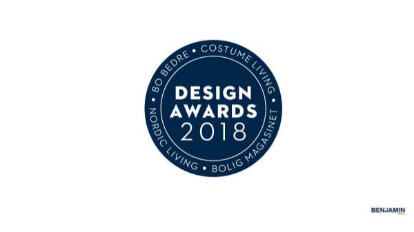 Design Awards 2018 DA2018 sponsorater