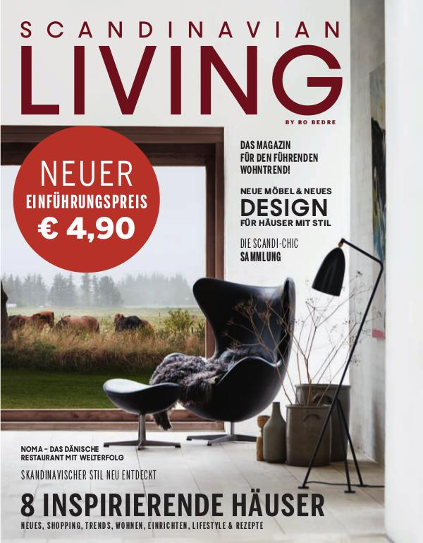 SCANDINAVIAN LIVING by BO BEDRE DE SCANDINAVIAN LIVING BY BO BEDRE IN DE