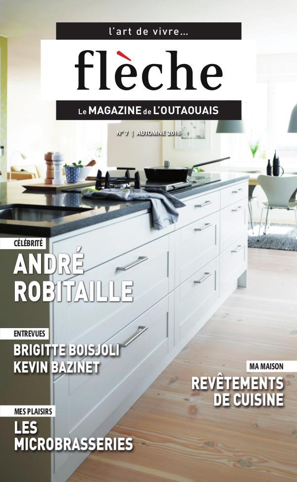Flèche Magazine 7e Édition (Automne 2016)