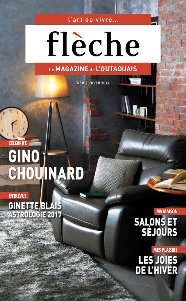 Flèche Magazine 8e édition (Hiver 2017)