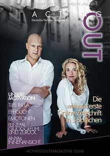 ActingOut Zeitschrift Ausgabe 1 -Deutsch