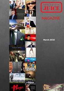 Real Estate Juice Magazine